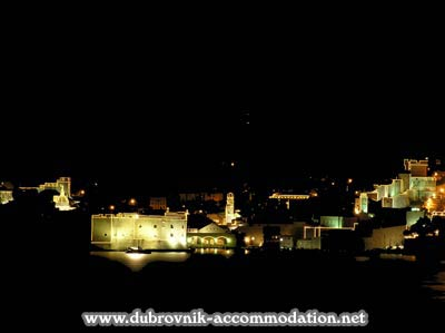 Dubrovnik at night_1
